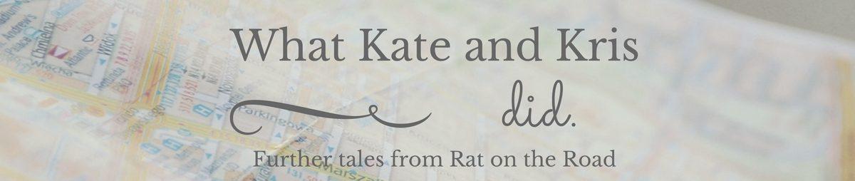 What Kate and Kris did
