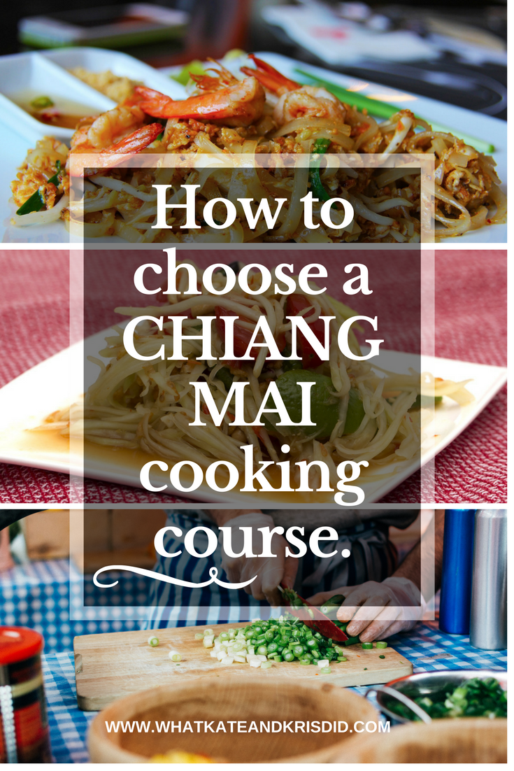 I Want To Learn How To Cook Thai Food