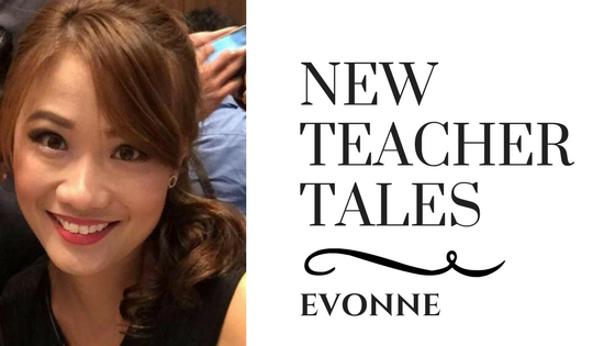New Teacher Tales Evonne TEFL Teach English
