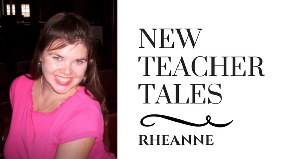 New Teacher Tales Rheanna TEFL Teach English