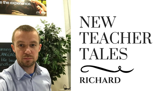 Teaching English in Saudi Arabia New Teacher tales - Richard